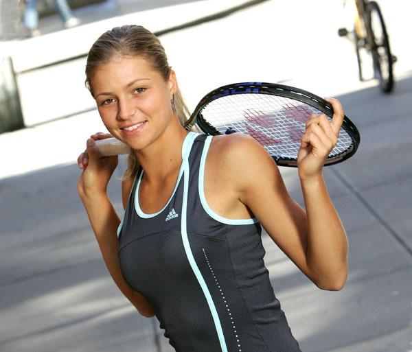 Мария Кириленко - самые красивые теннисистки мира