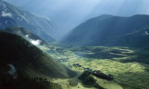 Тибет, Азия