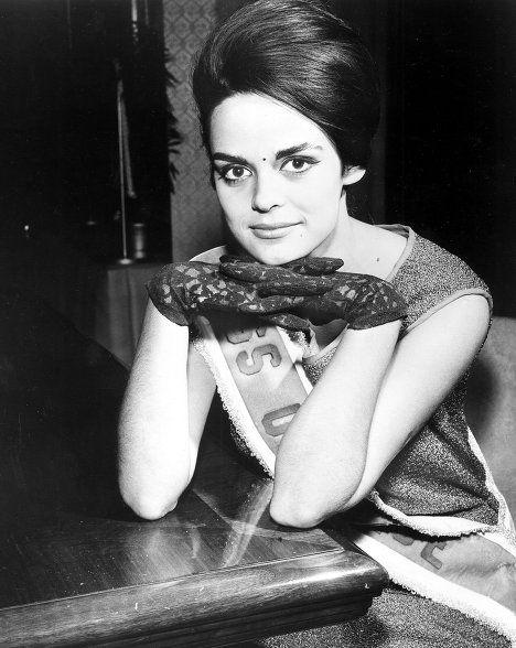 Йеда Мария Варгас 1963 - самая красивая девушка в мире, на свете