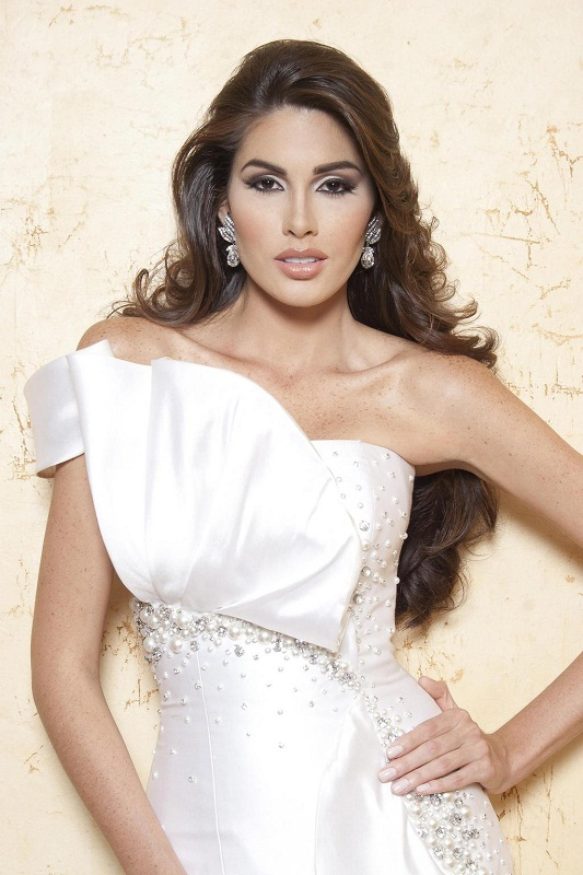 Габриэла Ислер (Венесуэла) Мисс Вселенная 2013