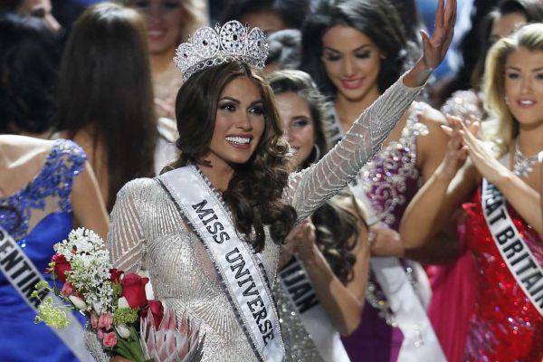 Мисс Вселенная 2013 Габриэла Ислер