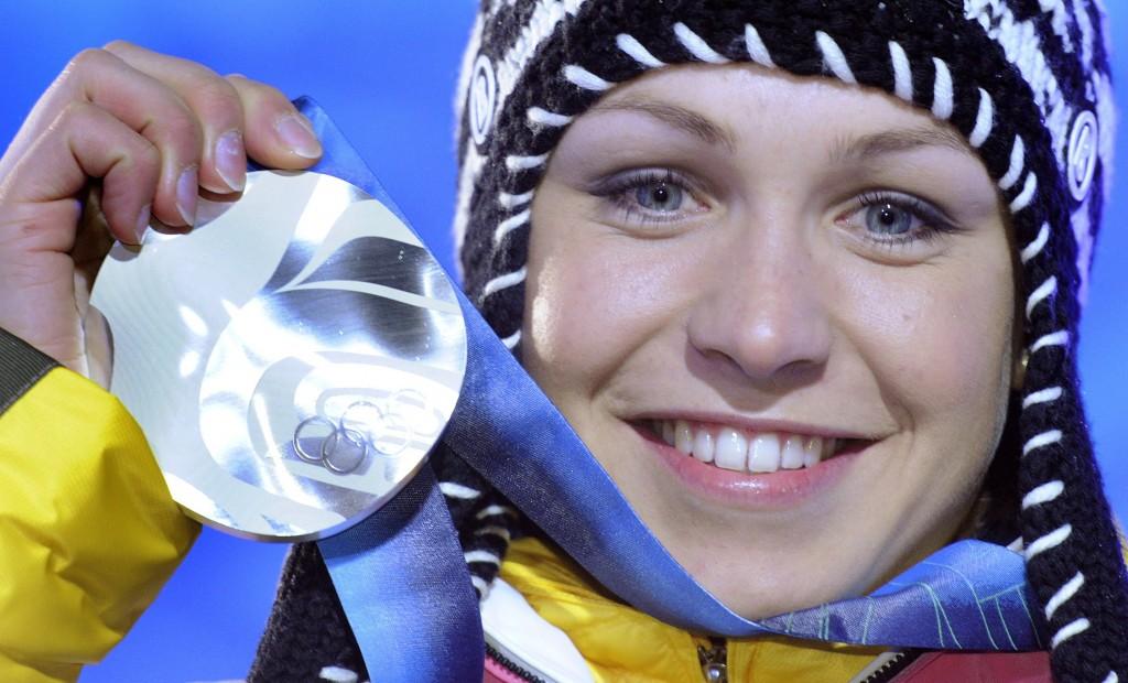 Магдалена Нойнер - самая красивая биатлонистка