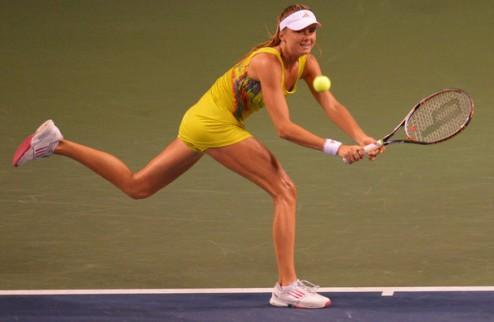 Даниэла Гантухова - самые красивые теннисистки