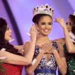 Победительница Мисс Мира 2013