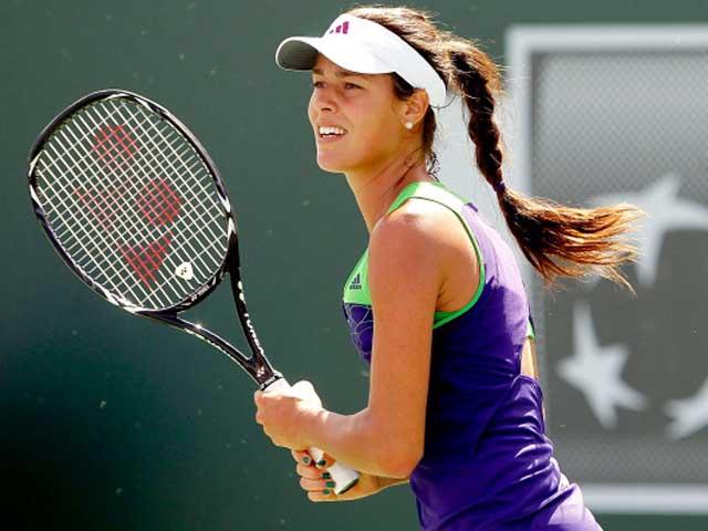 самые красивые теннисистки