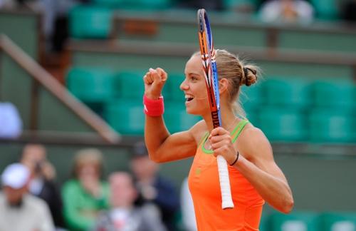 Аранча Рус - нидерландская теннисистка