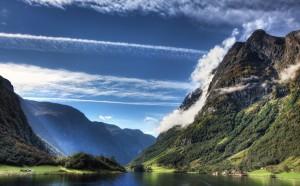 Согнефьорд, Норвегия