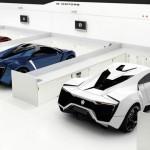 Самая дорогая машина в мире - Lykan Hypersport