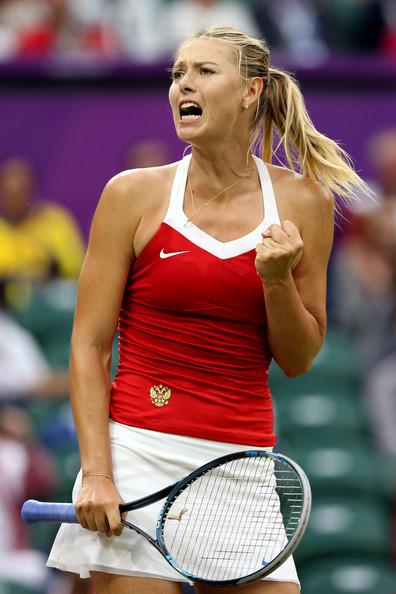 Мария Шарапова - самые красивые теннисистки