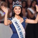 Мисс Мира 2012 Yu Wenxia