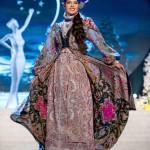 Елизавета Голованова на Мисс Вселенная 2012