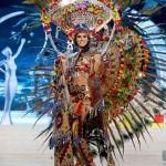 Карина Гонсалес из Мексики на Мисс Вселенная 2012