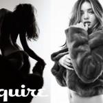 фото Миранды Керр в Esquire
