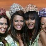 фото победительниц Мисс Земля