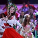 фото с конкурса Мисс Вселенная