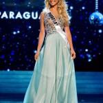 Фото с Мисс Вселенная 2012