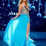 Анастасия Чернова на Мисс Вселенная 2012