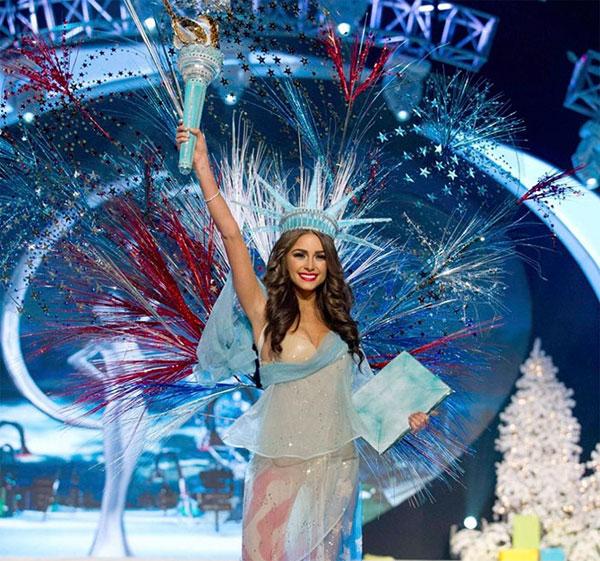 Оливия Кульпо - Мисс Вселенная 2012