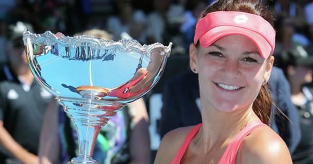 Агнешка Радваньска — польская теннисистка