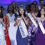 китаянка Ю Венься - самая красивая в мире 2012