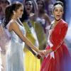 Финал Мисс Вселенная 2012