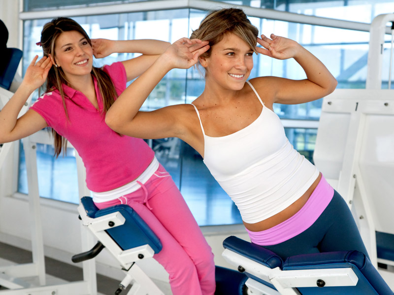 Занимать спорт для похудеть