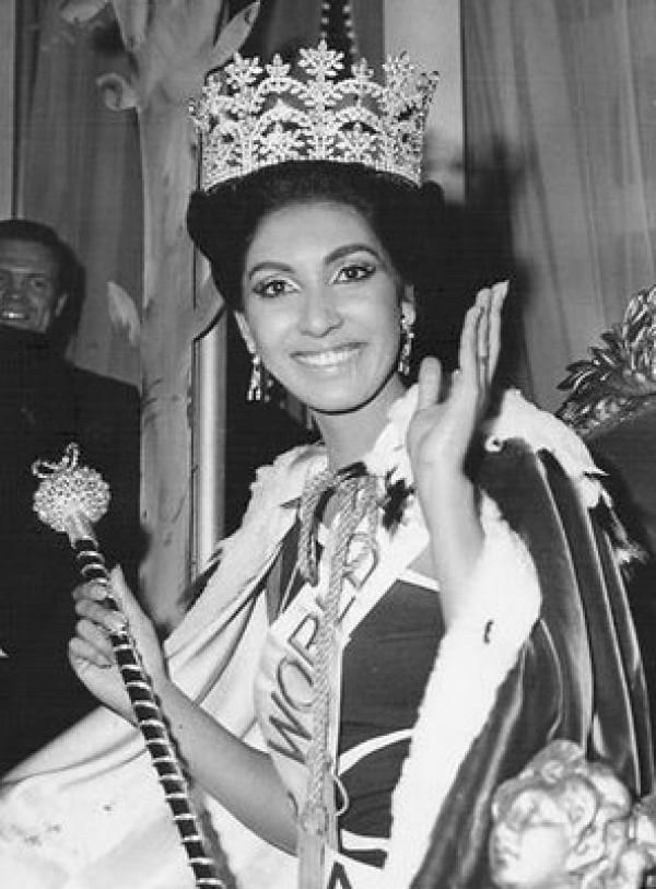 Рейта Фариа 1966